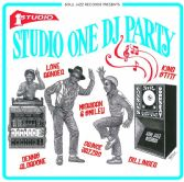 Various - Studio One DJ Party (Studio One / Soul Jazz) 2xLP